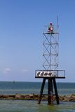 Navigation Aid Beacon Royalty Free Stock Photo