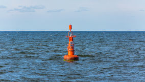 Navigation buoy Stock Photos