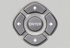 Navigation buttons Royalty Free Stock Image
