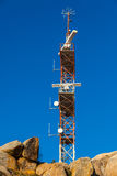 Navigation Communication Tower Royalty Free Stock Images