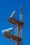 Navigation Communication Tower Royalty Free Stock Image