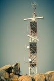 Navigation Communication Tower Stock Photo