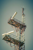 Navigation Communication Tower Royalty Free Stock Photo
