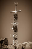 Navigation Communication Tower Stock Photography