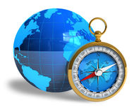 Navigation concept Royalty Free Stock Images