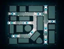 Navigation concept vector illustration