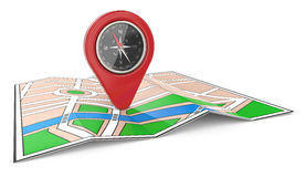 Navigation. Royalty Free Stock Photography
