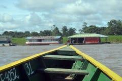 Navigation dans les forêts photographie stock libre de droits