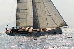 navigation de bateau Photos stock