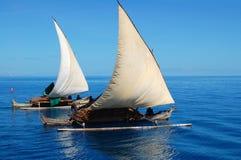navigation de bateaux Photographie stock