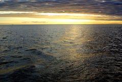 Navigation de coucher du soleil, Adelaïde Photos libres de droits