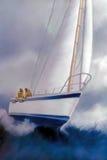 Navigation de haut rouleau illustration de vecteur