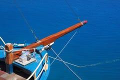 navigation de la Grèce images libres de droits