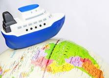 Navigation des Amériques Photos libres de droits