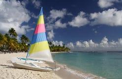 Navigation des Caraïbes Photo libre de droits