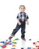 Navigation des jouets Photographie stock libre de droits