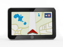 Navigation device Stock Photography