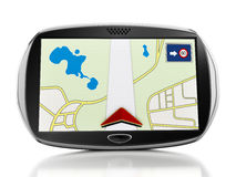 Navigation device Stock Photography
