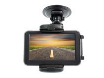Navigation devices Stock Photography