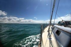 Navigation douce Image libre de droits