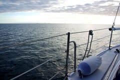 Navigation du Golfe St Vincent Image stock