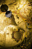 Navigation earth Stock Image