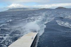 Navigation loin Image stock