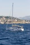 Navigation loin Photographie stock libre de droits