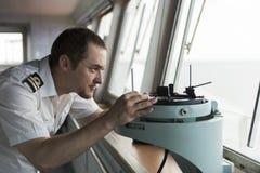 Navigation in Meer Lizenzfreie Stockfotografie