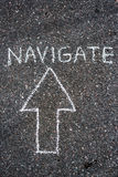 Navigation Stock Photography