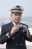 Navigation officer Royalty Free Stock Image