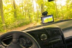 Navigation problem Stock Images