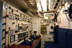 Navigation Room Royalty Free Stock Photo