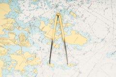 Navigation still-life. Royalty Free Stock Photos