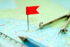 Navigation supplies Stock Photography