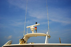 Navigation system Stock Image