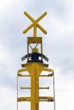 Navigational buoy Royalty Free Stock Photo