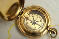 Navigational Compass Royalty Free Stock Photo