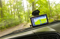 Navigationsproblem Lizenzfreies Stockfoto