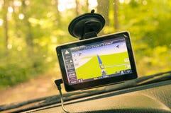 Navigationsproblem Lizenzfreie Stockfotos