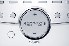 Navigator button Royalty Free Stock Photos