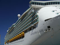 Navigator of the Seas Stock Image