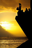 Navigator Sunset Royalty Free Stock Photography