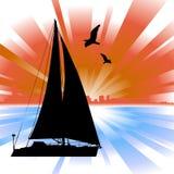 Navigazione Fotografie Stock