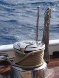 Navigazione caricata wndless Fotografie Stock