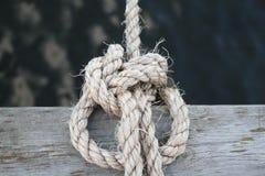 Navigazione dei nodi Ahoy - del nodo Fotografie Stock Libere da Diritti