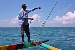 navigazione kenya Fotografie Stock