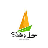 Navigazione Logo Vector Fotografia Stock