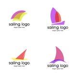 Navigazione Logo Vector Fotografia Stock Libera da Diritti