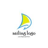 Navigazione Logo Vector Fotografie Stock
